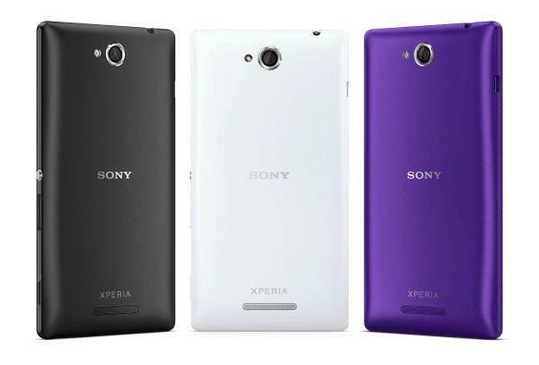 Sony Xperia SP vs Xperia C in preferred choice pic 1