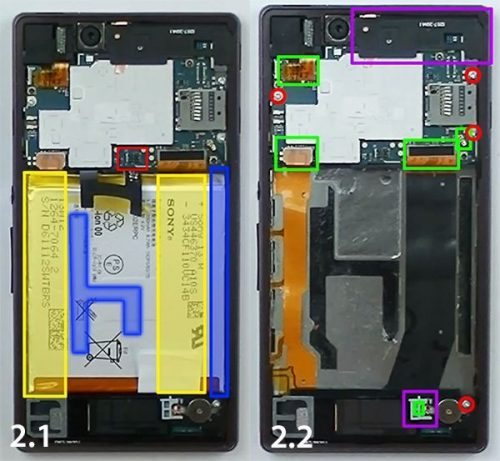 Sony Xperia Screen Repair - Teardown Guide 2