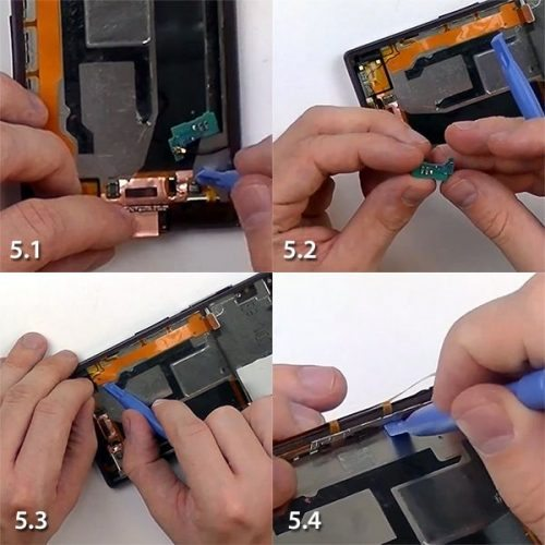 Sony Xperia Screen Repair - Teardown Guide 5