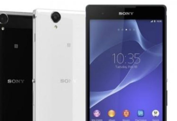 Sony Xperia T2 Ultra for Australia, price and availability