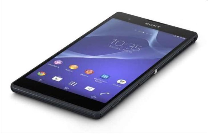 Sony Xperia T2 Ultra Lollipop update