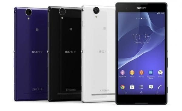 Sony Xperia T2 Ultra availability spreads