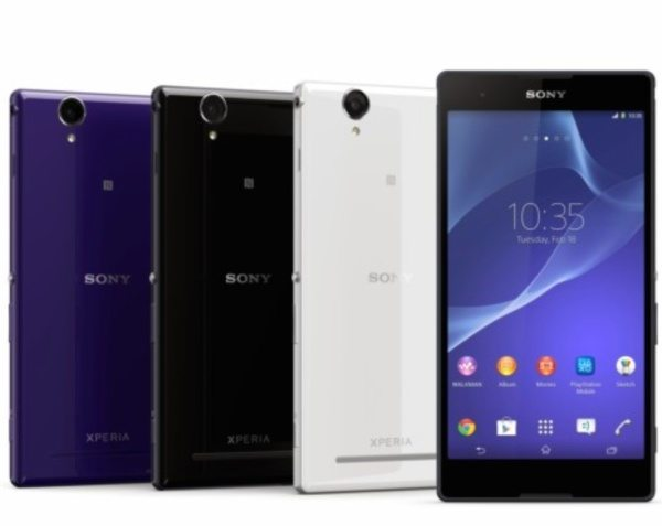 Sony Xperia T2 Ultra touted for release in US