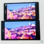 Sony Xperia T2 Ultra vs Xperia Z Ultra displays considered b