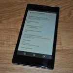 Sony Xperia T3 Android update