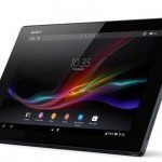 Sony Xperia Tablet Z buy now price at Vodafone UK