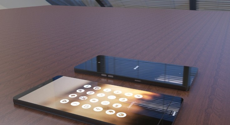 Sony Xperia W and W+ concepts b