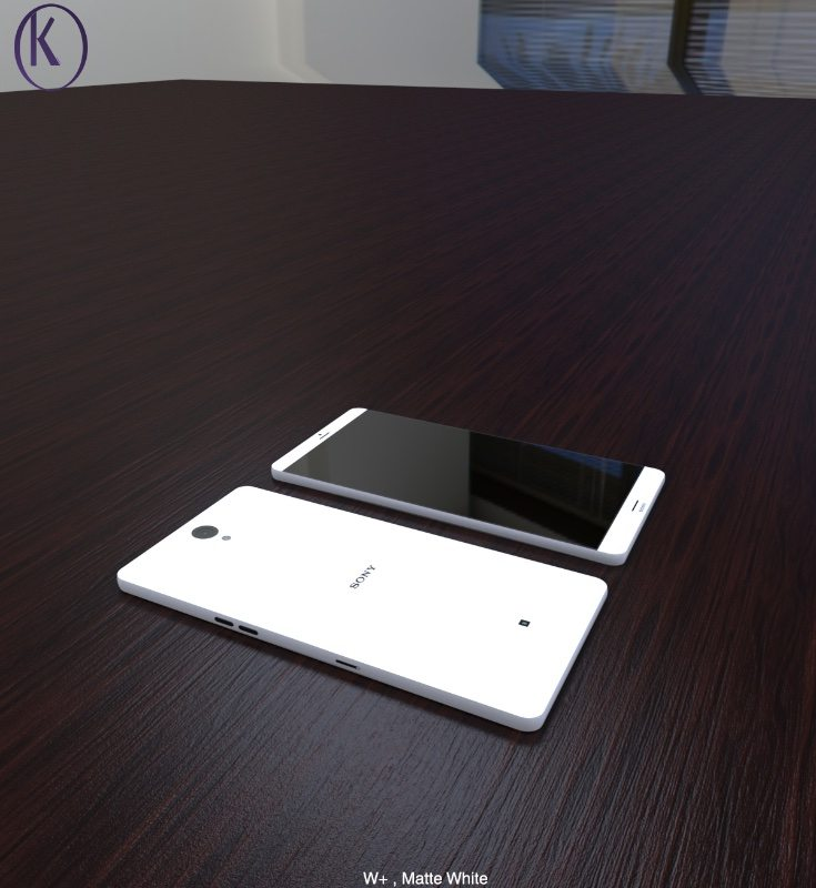 Sony Xperia W and W+ concepts c