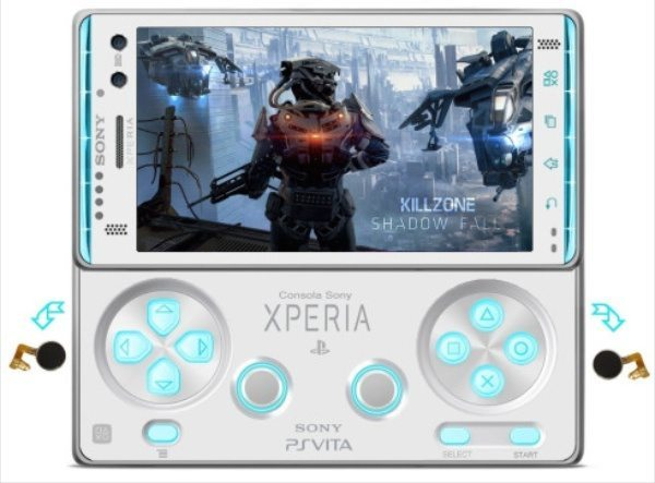 Sony Xperia Z Gaming phone could make you drool