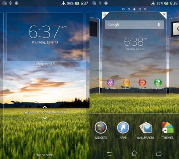 Sony Xperia Z Jelly Bean 4.2.2 screenshots- ROM released pic 1