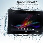 Sony Xperia Z Tablet pre-order promises hot date