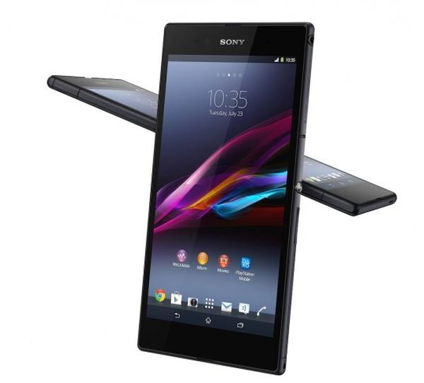 Sony Xperia Z Ultra UK pre-order and price appear