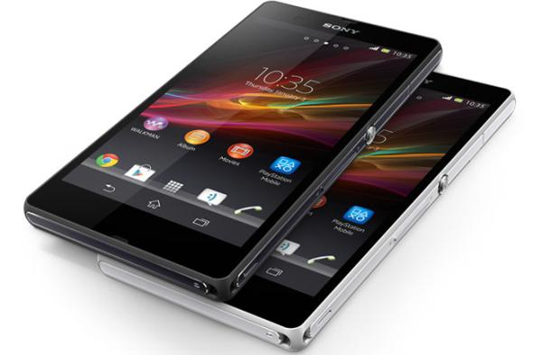 Sony Xperia Z gets official UK pricing and release