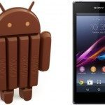 Sony Xperia Z1, Compact, Ultra Android 4.4 fix with new update