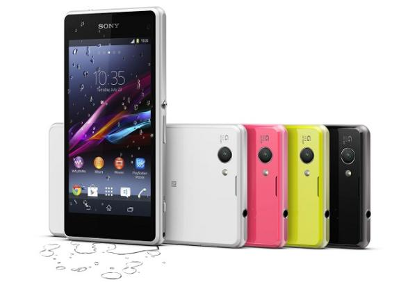 Sony Xperia Z1 Compact finally launched