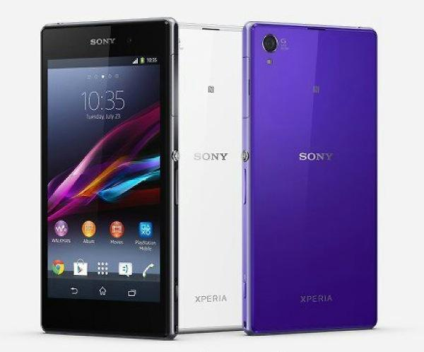 Sony Xperia Z1, Xperia Z Ultra receiving Jelly Bean update