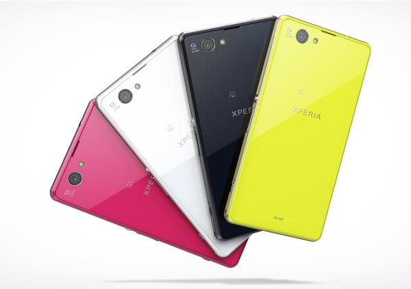 Sony Xperia Z1 f (Mini) officially revealed, promised specs