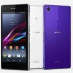 Sony Xperia Z1 in tough drop test video