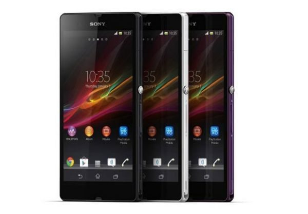 Sony Xperia Z1 vs Honami in name preferred