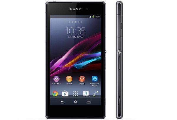 Sony Xperia Z1 vs Z1 Compact