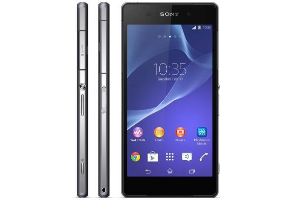 Sony Xperia Z2 Canada pre-order availability spreads