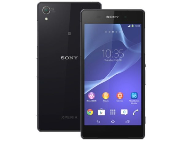 Sony Xperia Z2 Telstra Austrlia pre-orders with freebie