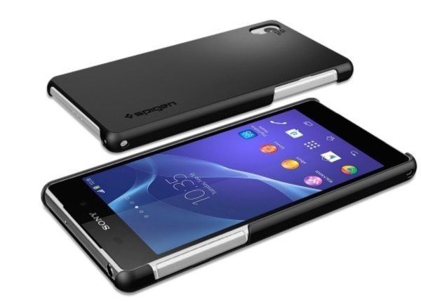 Sony Xperia Z2 case choice from Spigen