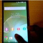 Sony Xperia Z2 possibly seen working on video