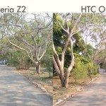 Sony  Xperia Z2 vs HTC One M8 camera performance compared