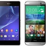 Sony Xperia Z2 vs HTC One M8 specs rundown