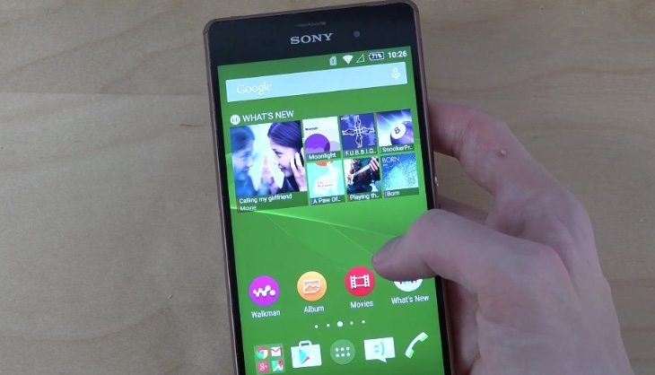 Sony Xperia Z3 Android Lollipop review