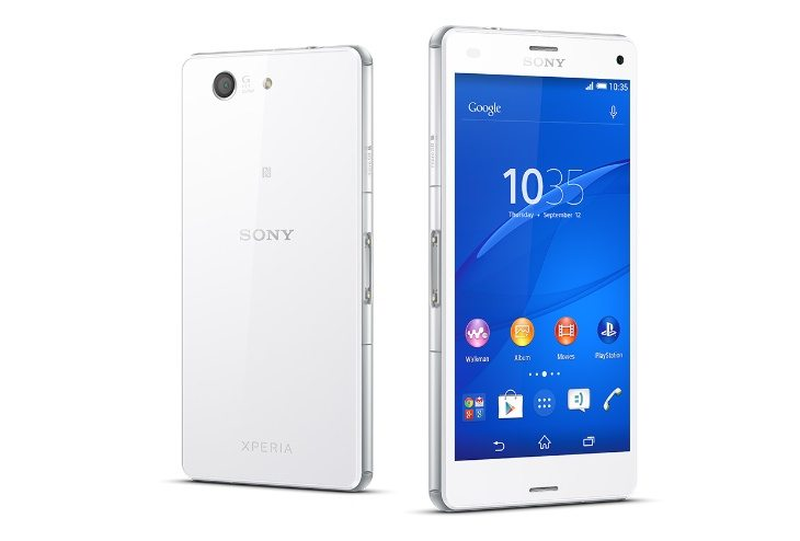 Sony Xperia Z3 Compact UK