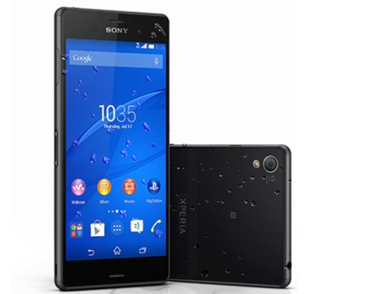 Sony Xperia Z3 T-Mobile price and pre-order date