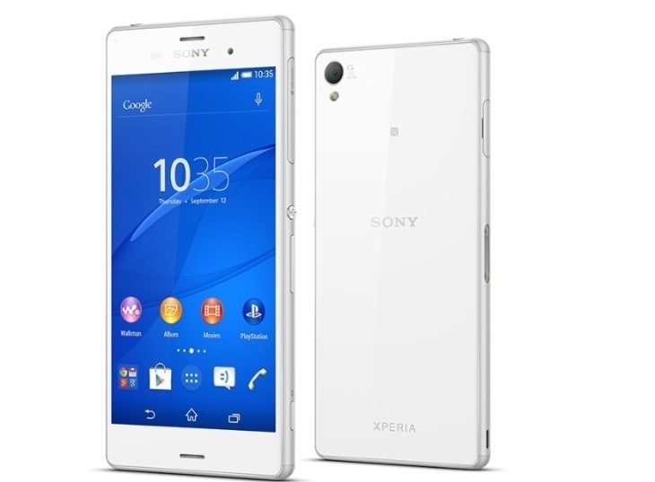 Sony Xperia Z3 Telus sales suspended over WiFi issue