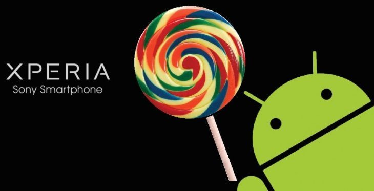 Sony Xperia Z3, Z2 lineup Android Lollipop update latest