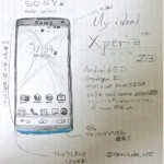 Sony  Xperia Z3 design goes back to basics