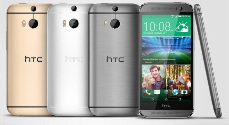 Sony Xperia Z3 vs HTC One M8 b