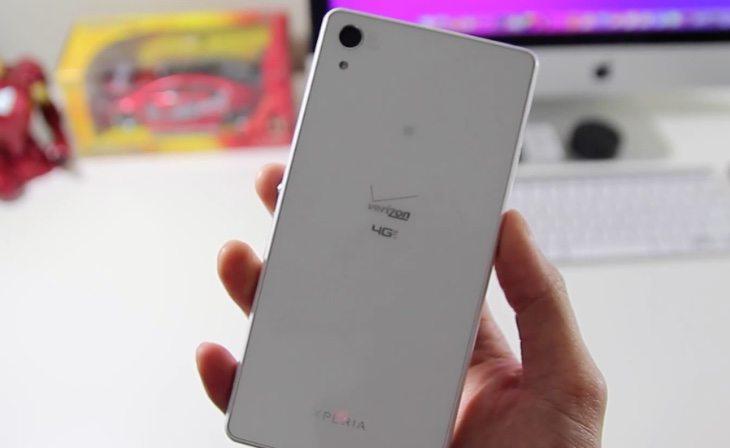 Sony Xperia Z3v review b
