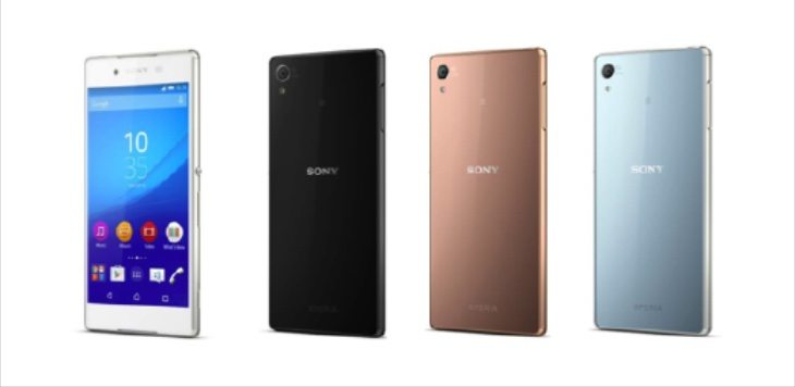 Sony Xperia Z4 made official