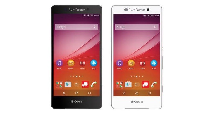 Sony Xperia Z4v canceled on Verizon