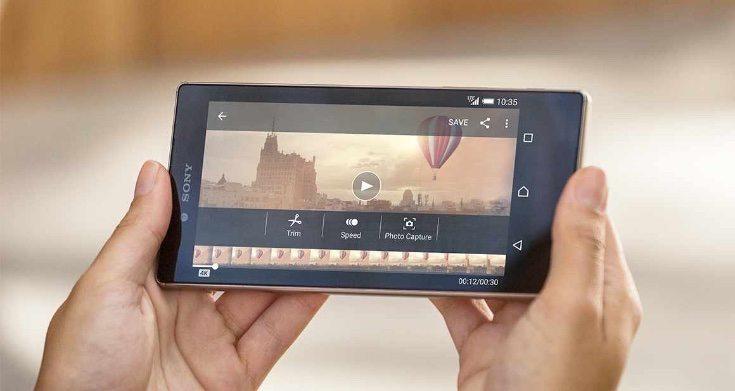 Sony Xperia Z5 Marshmallow update