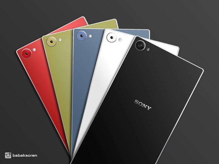 Sony Xperia Z5 Plus design c
