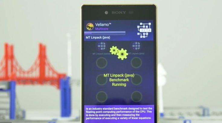 Sony Xperia Z5 Premium benchmarks