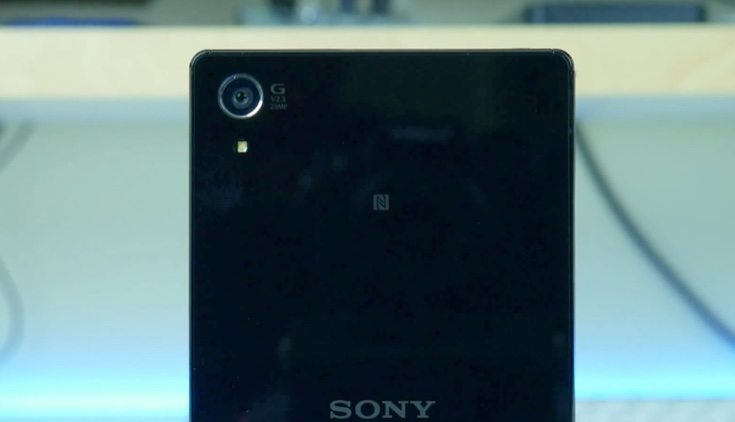 Sony Xperia Z5 Premium review choice b