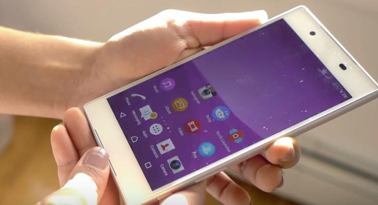 Sony Xperia Z5 review choice