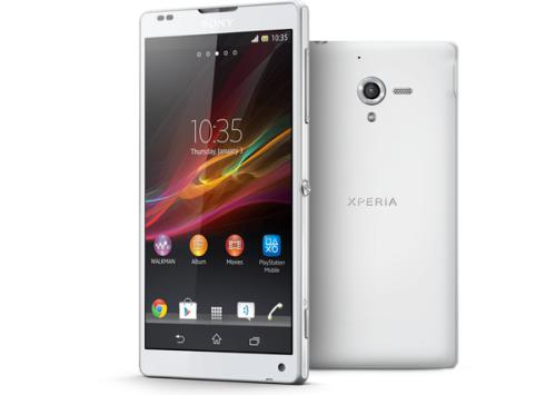Sony Xperia ZL priced & dated for Europe, Canada