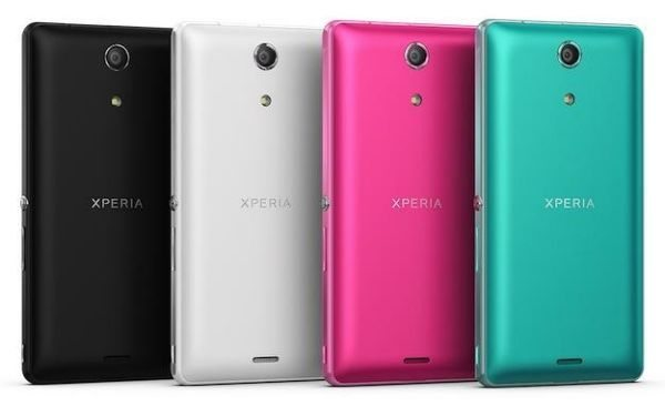 Sony Xperia ZR price and release for Russia pic 2
