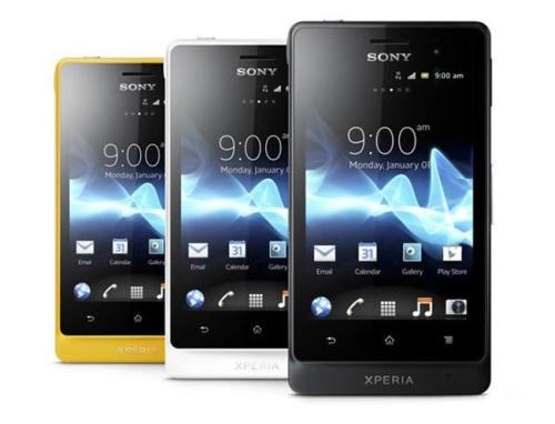 Sony Xperia devices in final Jelly Bean testing