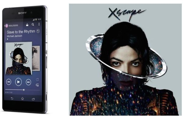 Sony Xperia owners to get free Michael Jackson XSCAPE album