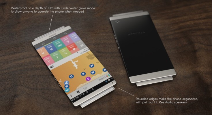 Sony Xperia Z5 concept offers something different